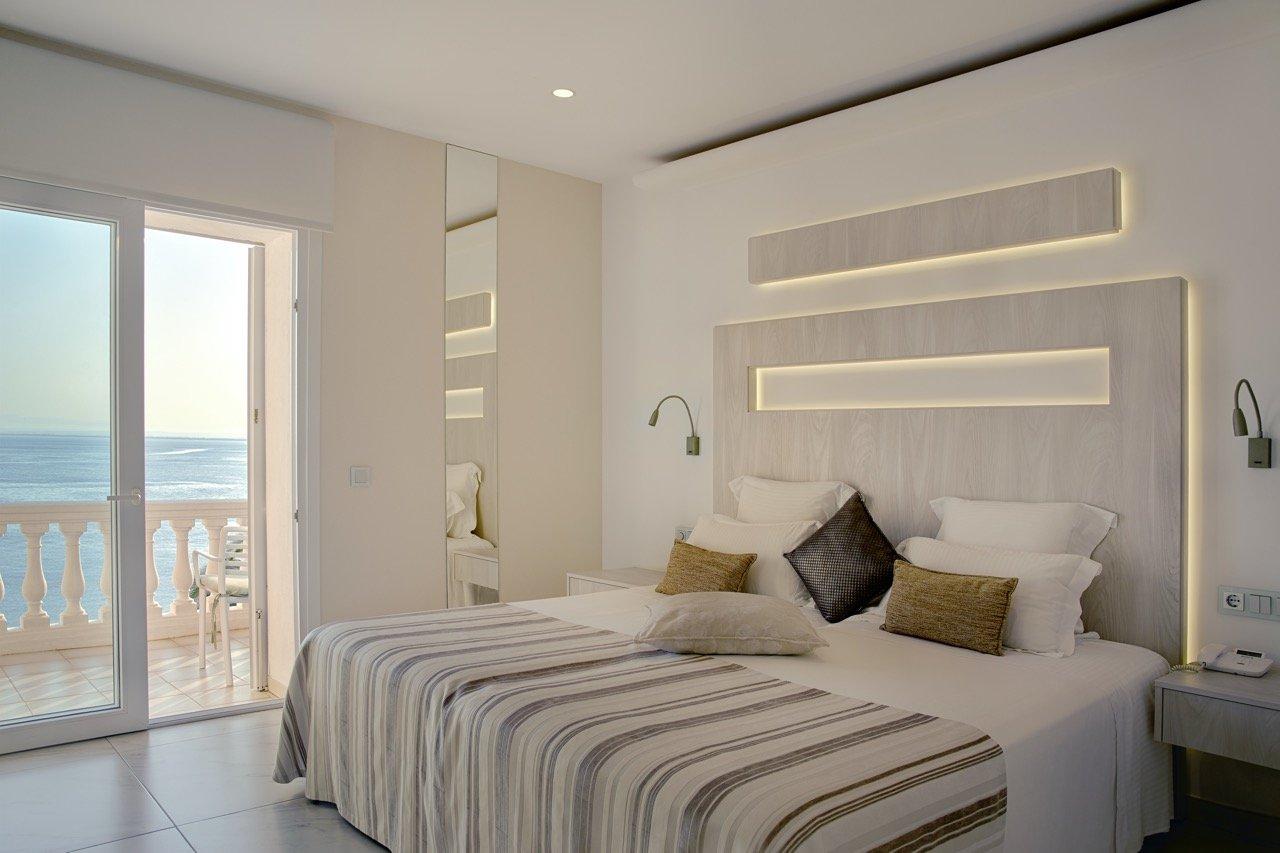 Habitació Doble amb Vista Mar a Roses