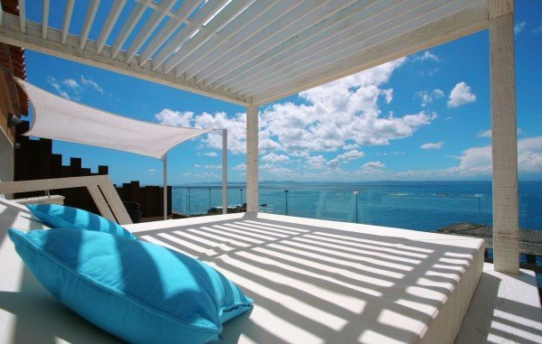 Suite Penthouse con vistas al mar